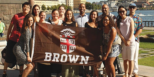 Brown MPA Masters in Public Affairs Global Policy Experience