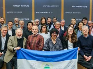Nicaragua 2019 conference participants