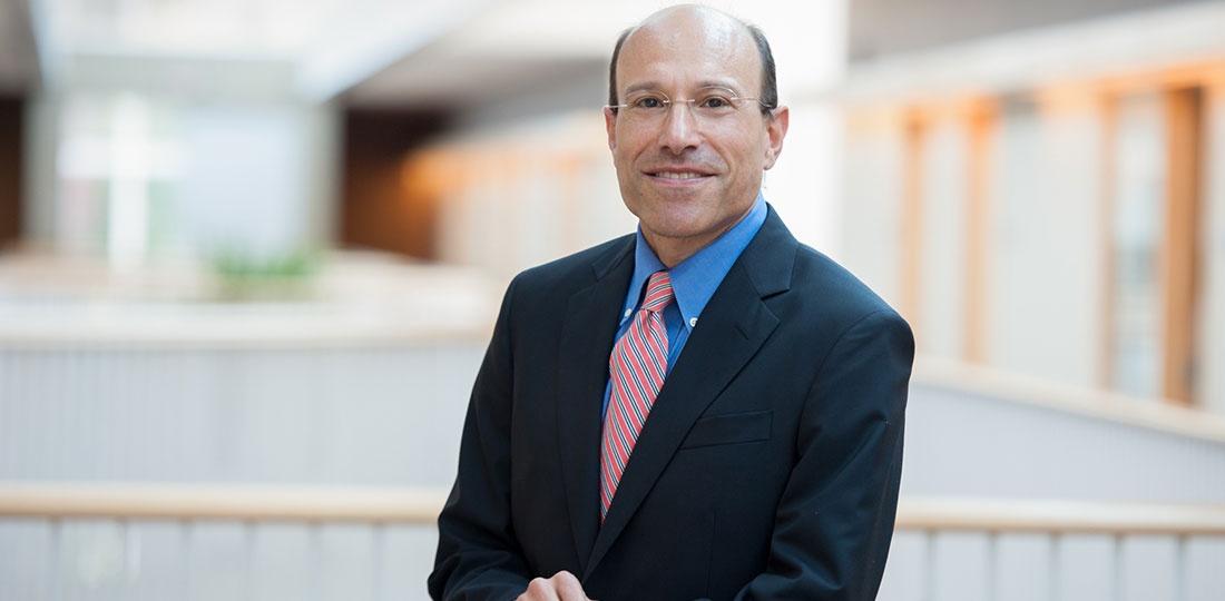 Edward Steinfeld, director of the Watson Institute