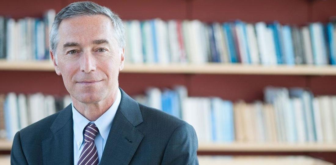 Richard M. Locke, Brown University provost