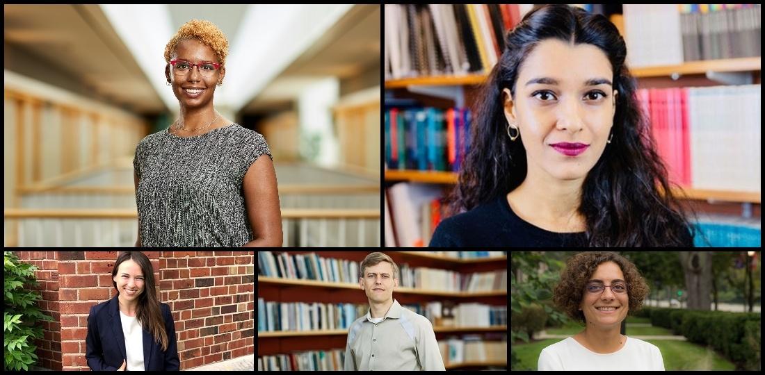 2020-21 Watson Postdoctoral Fellows