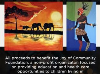 Joy of Community Foundation Holiday Art Sale