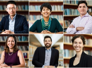 Watson Institute Postdoctoral Fellows