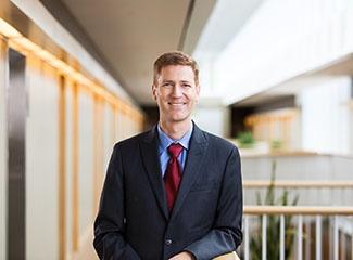 Associate Professor Jeff Colgan