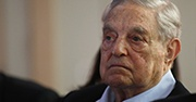 Philanthropist and investor, George Soros