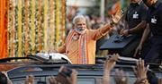 Narendra Modi, India's Prime Minister