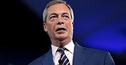 Nigel Farage, Leader of the Brexit Party