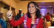 Presidential candidate, Congresswoman Tulsi Gabbard