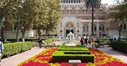 University of Southern California campus