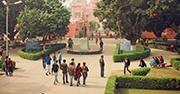 Banaras Hindu University in India