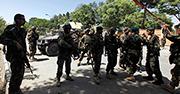Afghanistan Blast Military Hospital
