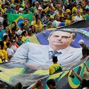Bolsonaro Rally Brazil