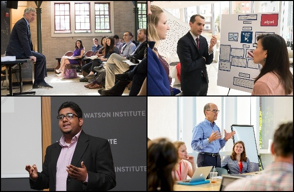 Watson Institute MPA Program