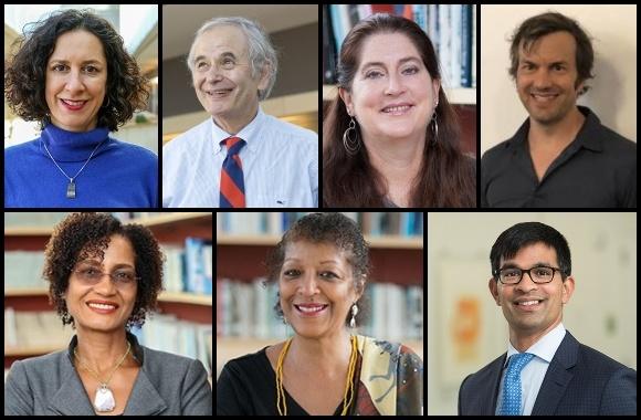 New faculty leadership, Watson Institute 2020-2021