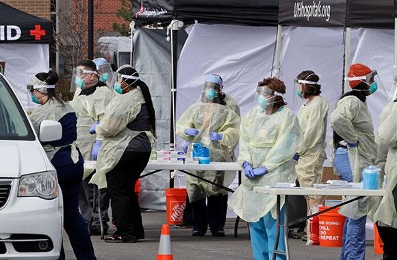 Frontline healthcare workers