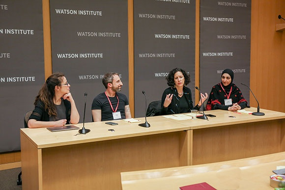 Gender in Israeli and Palestinian Film Conference