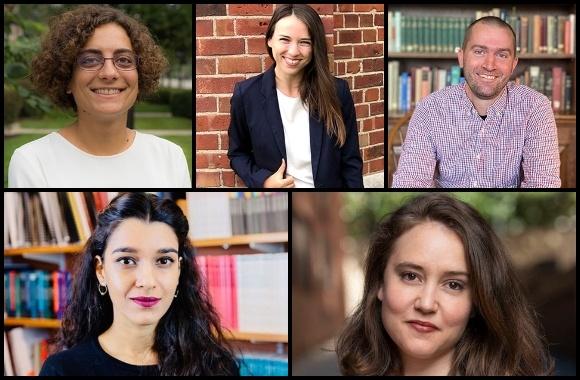 2020 Watson Institute Postdoctoral Fellows