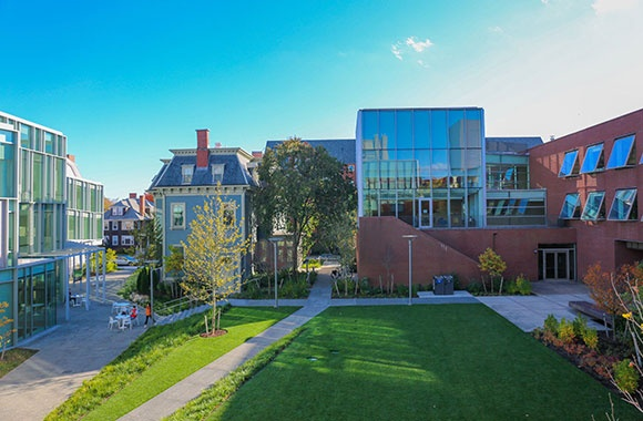 Starr Plaza, Watson Institute