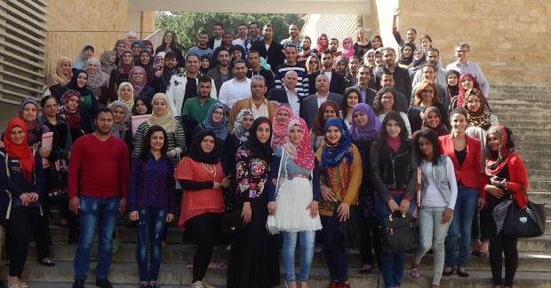 Group photo with Irani