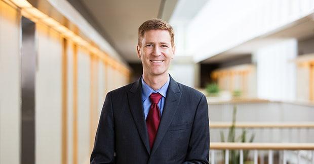 Political scientist Jeff Colgan