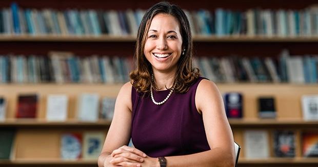 Postdoctoral Fellow Aileen Teague