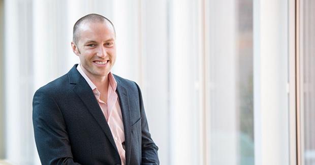 Assistant Professor Rob Blair