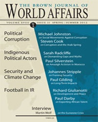 Brown Journal of World Affairs