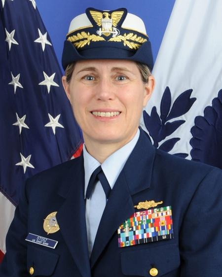 Rear Admiral Sandra L. Stosz