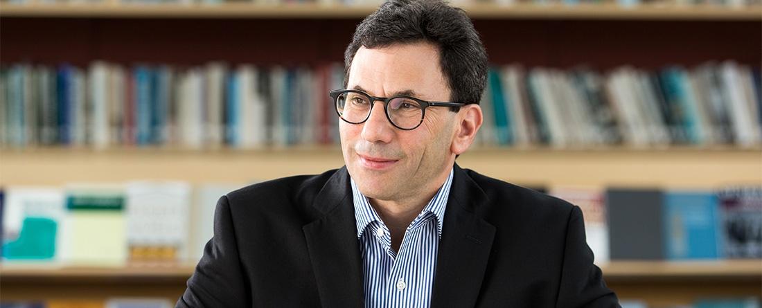 MPA Program Director Eric Patashnik