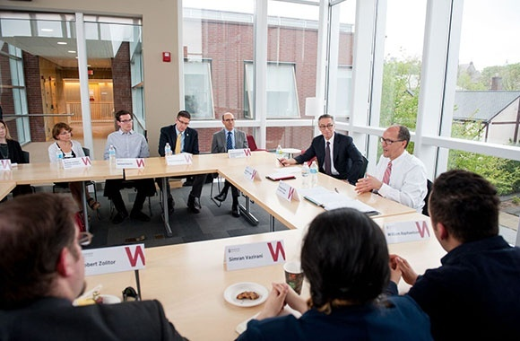 Tom Perez at the Watson Institute