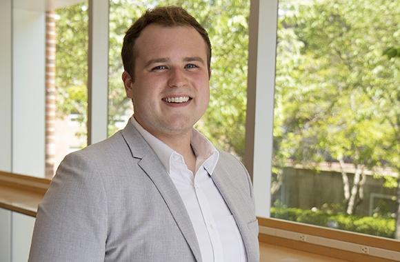 Justin Ferenzi Master of Public Affairs Brown University