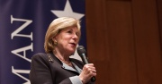 Nina Totenberg at Brown University