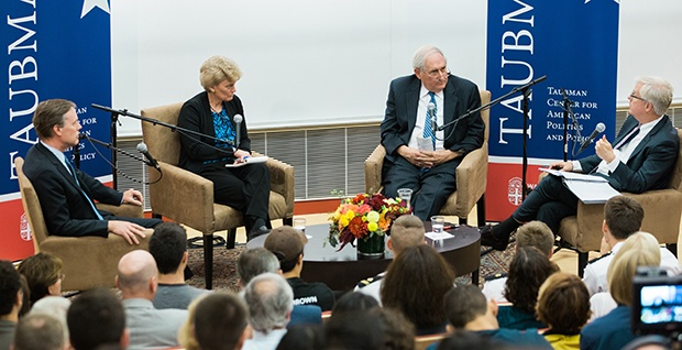 Military Forum at Brown University