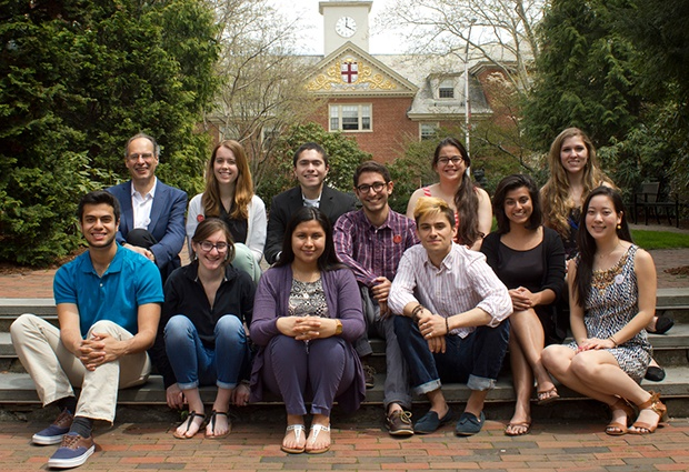 2015 Public Policy Internship Funding Awardees