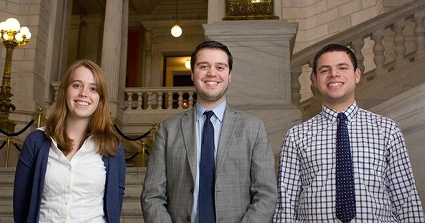 Public Policy interns