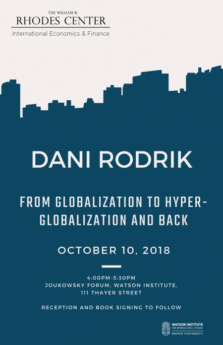 Rhodes Rodrik Globalization Oct 10 2018