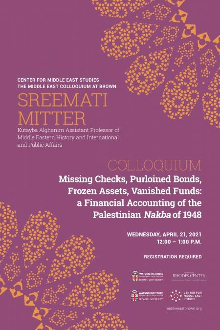 Sreemati Mitter missing checks