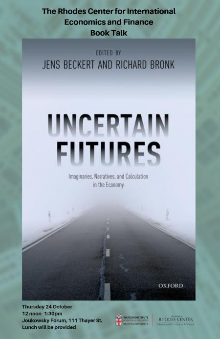 Rhodes Beckert Bronk Uncertain Futures