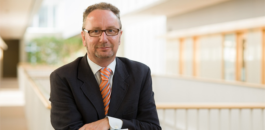 Mark Blyth, Rhodes Center Director