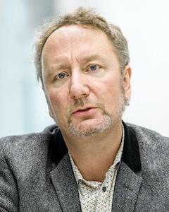 Mark Blyth Rhodes Center Director