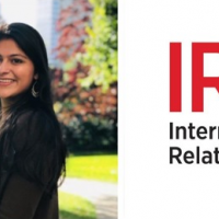 Drashti Brambhatt - International Relations