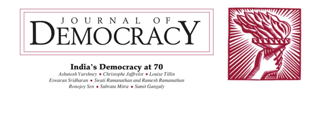 Varshney Journal of Democracy