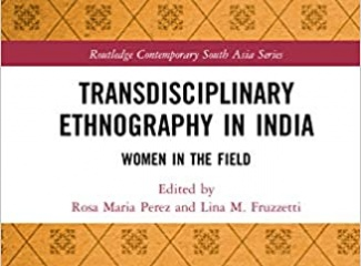 Transdisciplinary Ethnography in India: Women in the Field Book Cover