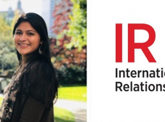 Drashti Brambhatt - International Relations