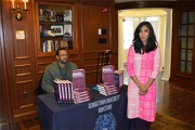 Prerna Singh at signing for her book