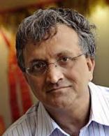 Ram Guha headshot