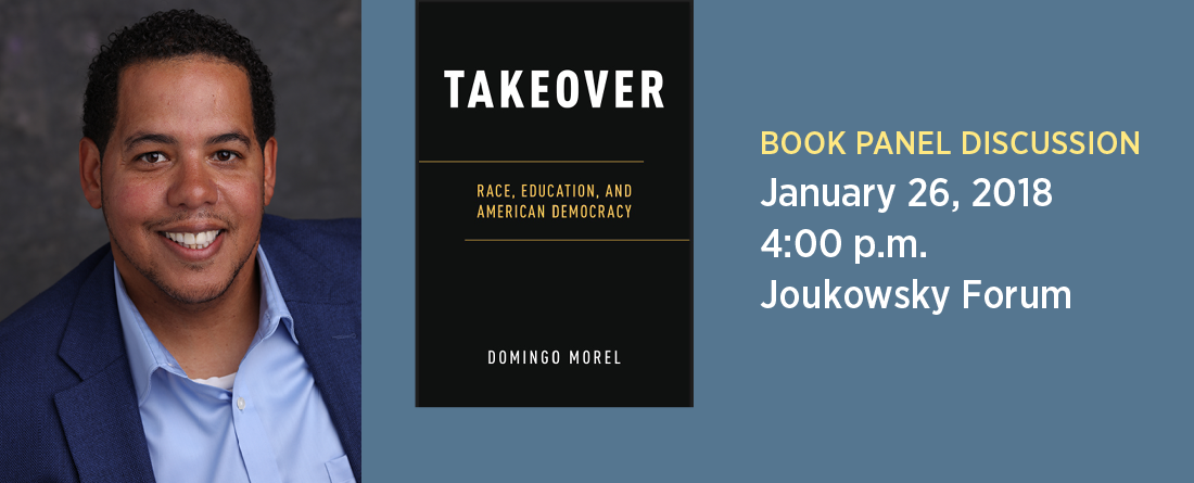 Domingo Morel - Takeover