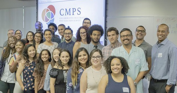 UCLA CMPS Conference Scholars