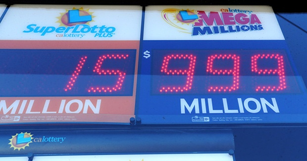 "Mega Millions: ""999"" signs show limits of luck, belief"